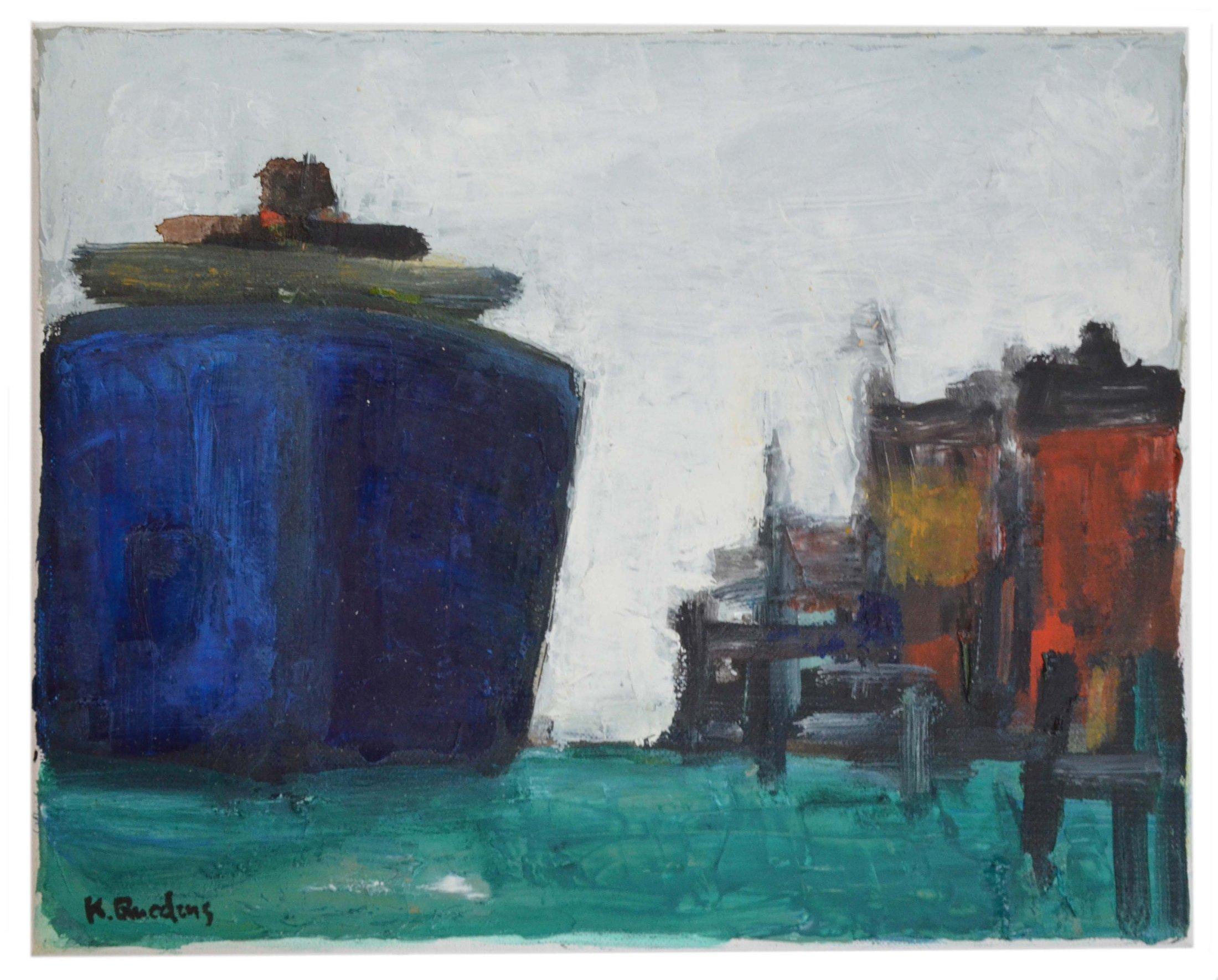 blä damper (blauer Dampfer)